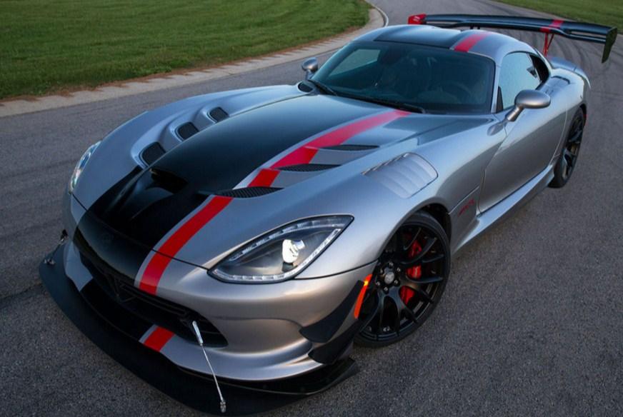 У Dodge появился новый повод снять с производства Viper