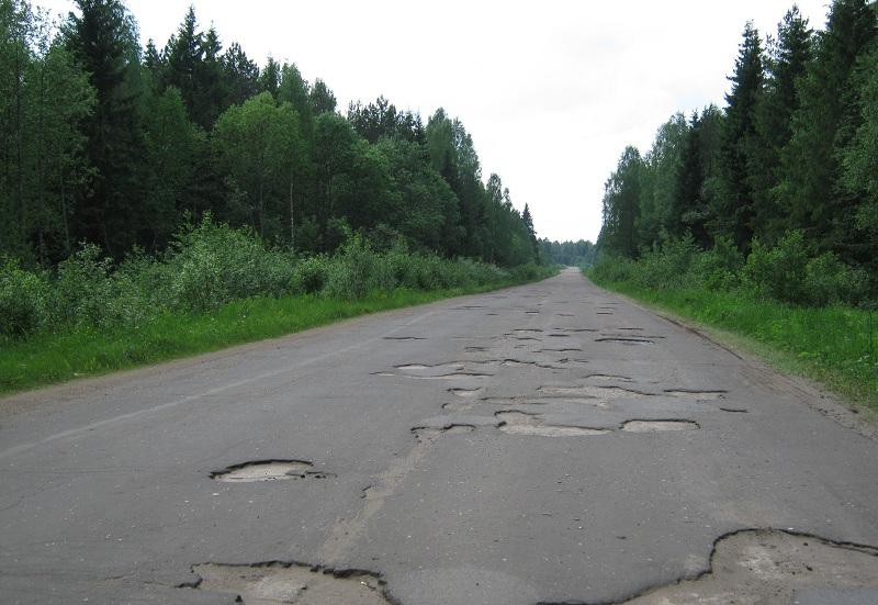 Укравтодор сорвал сроки начала ямочного ремонта