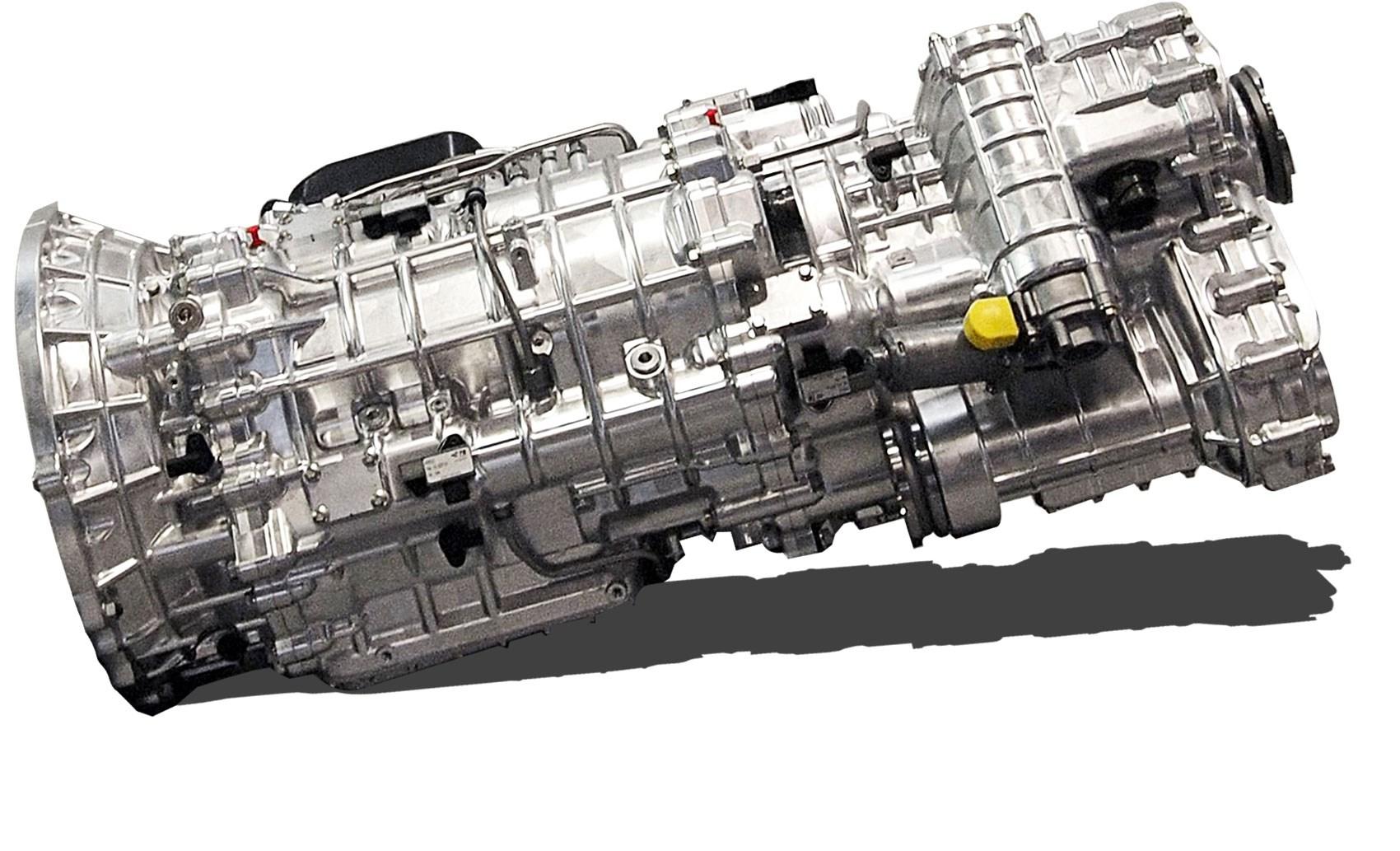 Land Rover разрабатывает своего «робота» с двумя сцеплениями