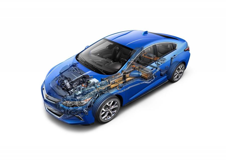 GM поделится силовыми агрегатами с конкурентами