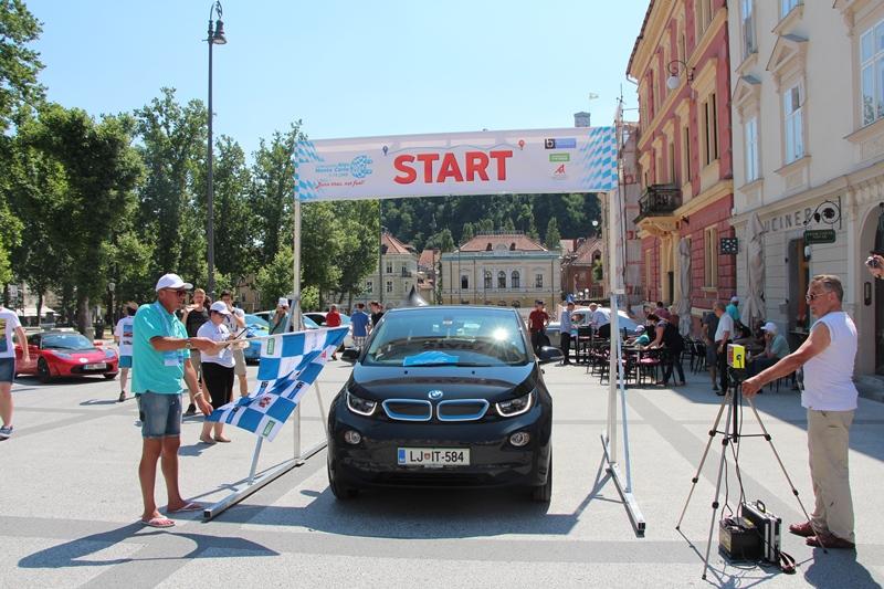 Electric Marathon 2016 стартует из Львова