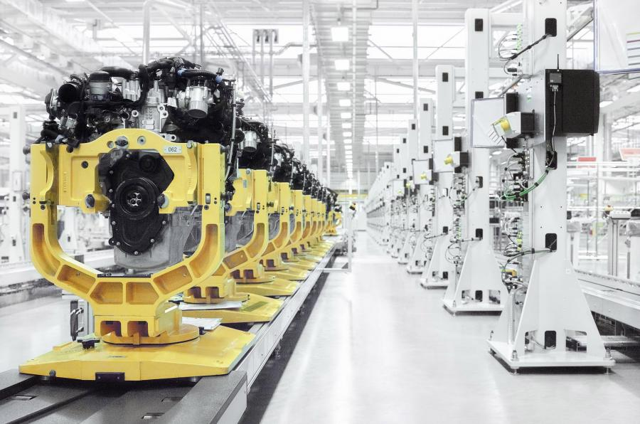 Jaguar Land Rover заменит V-образные «шестёрки» на рядные двигатели