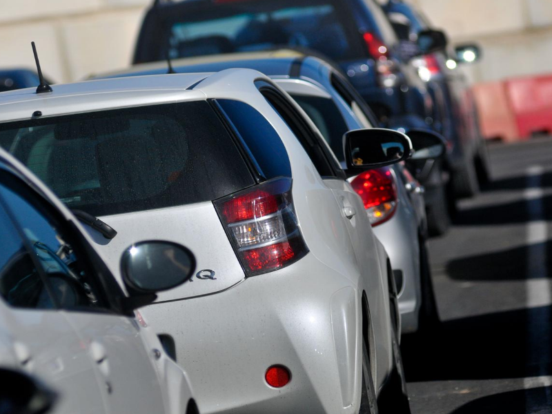 В Европе выросли продажи автомобилей