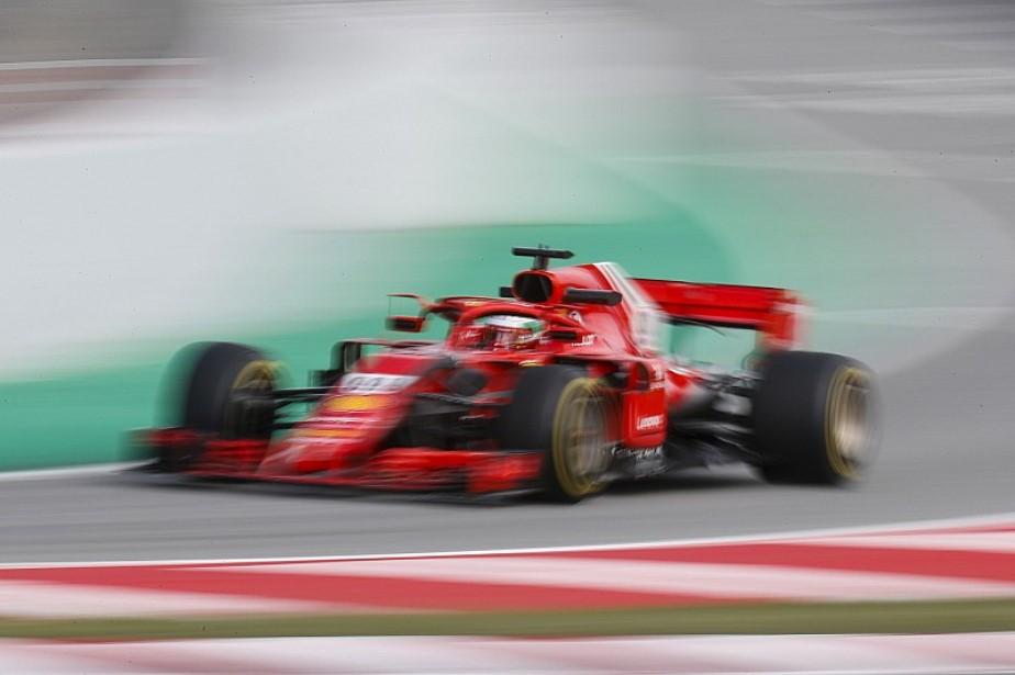 Команда Формулы 1 Ferrari приедет на шоу в Киеве