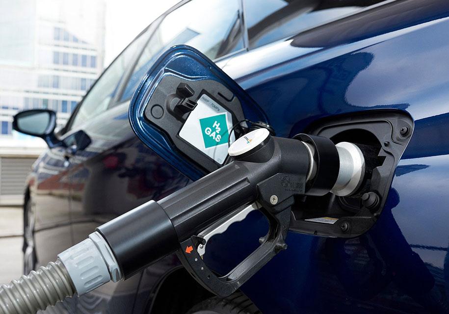 Toyota, Хонда и Ниссан построят сеть водородных заправок совместно