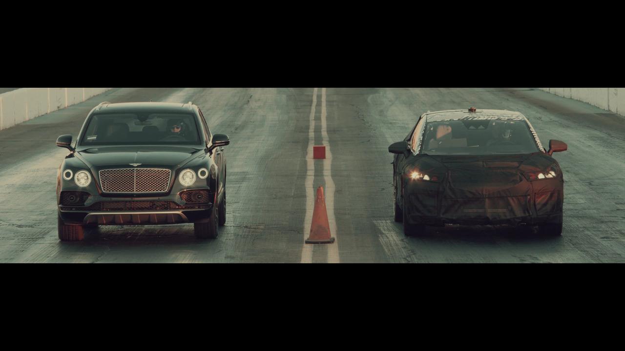 Электрический кроссовер Faraday Future бросил вызов Tesla, Bentley и Ferrari