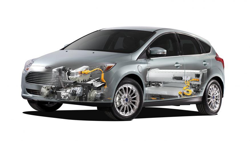 Группа JLR, Ford и BMW договариваются о постройке аккумуляторного завода
