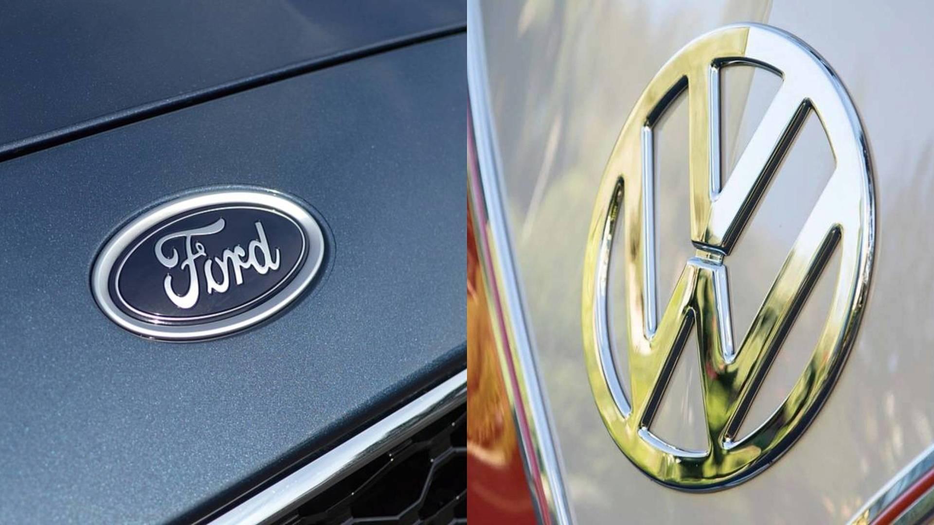Ford опроверг слухи о слиянии с Volkswagen