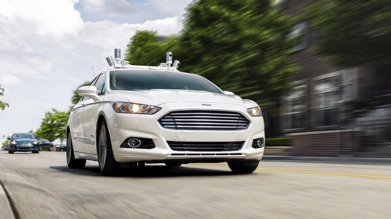 Ford выпустит беспилотники к 2021 году