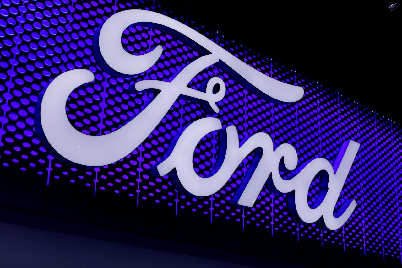 Ford будет продавать автомобили через Alibaba