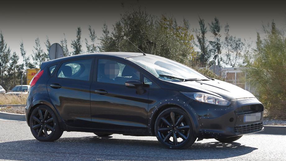 Готовится новое поколение Ford Fiesta