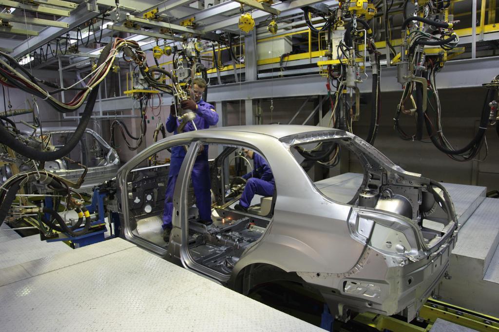 Ассоциация «Укравтопром» потребовала изменений в промышленной политике