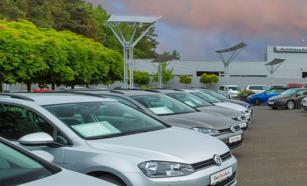 ВУкраинском государстве значительно увеличились продажи подержанных авто