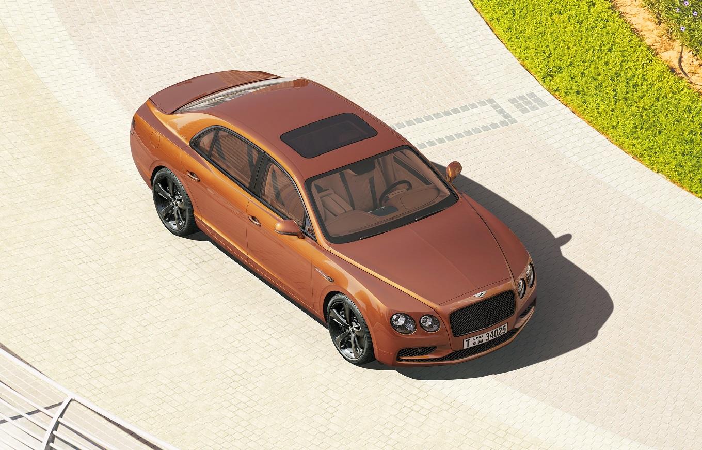 Компания Bentley сделала 58-гигапиксельную фотографию Flying Spur