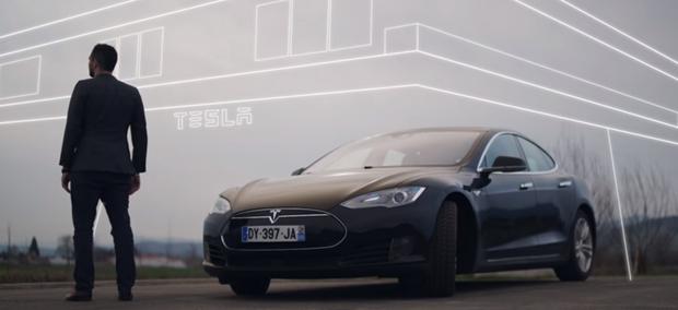 Французы предложили Tesla построить завод на АЭС