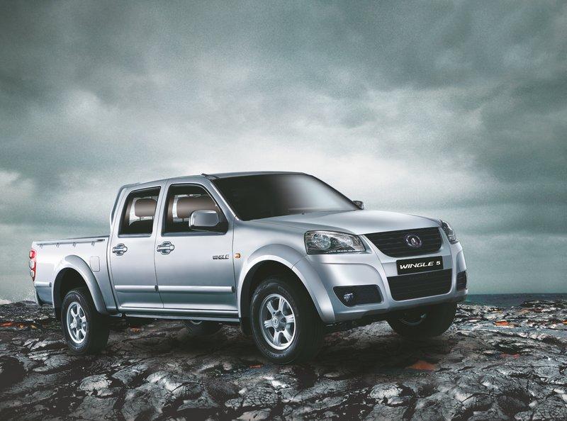 Автомобили Hyundai и Great Wall могут встать на вооружение украинской армии
