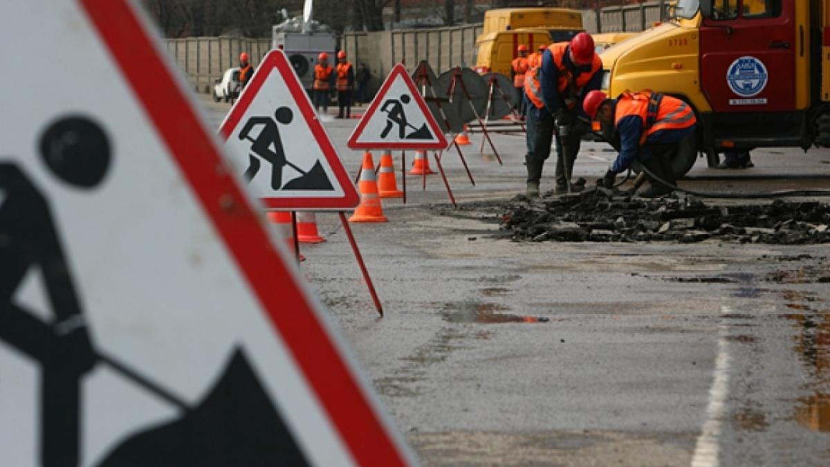 На Голосеевском проспекте 20 и 21 апреля ограничат движение
