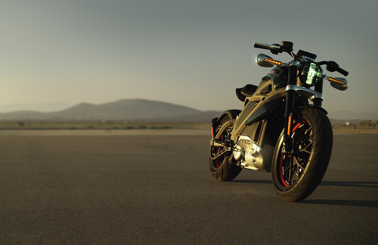 Harley-Davidson выпустит серийный электробайк через пять лет