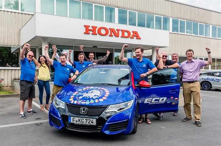 Honda Record