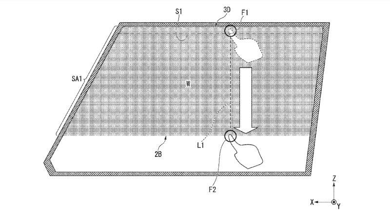 Honda запатентовала стекла с сенсорной активацией затемнения