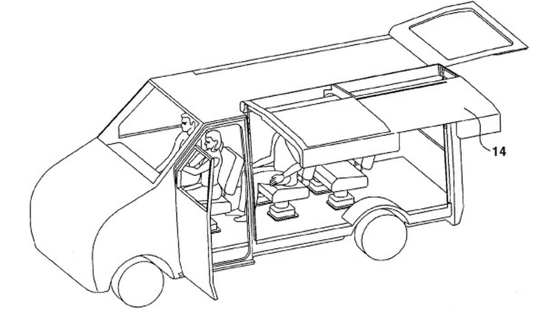 Hyundai предложила новый тип автомобильных дверей
