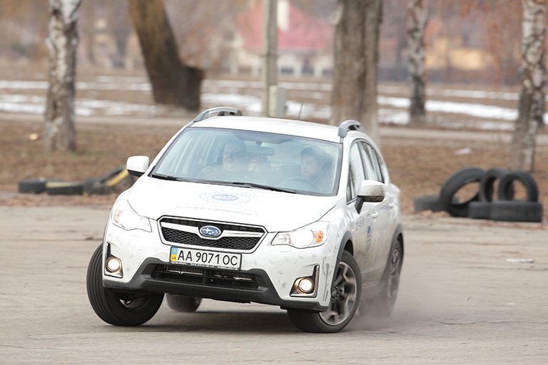 Что новенького в Subaru XV?