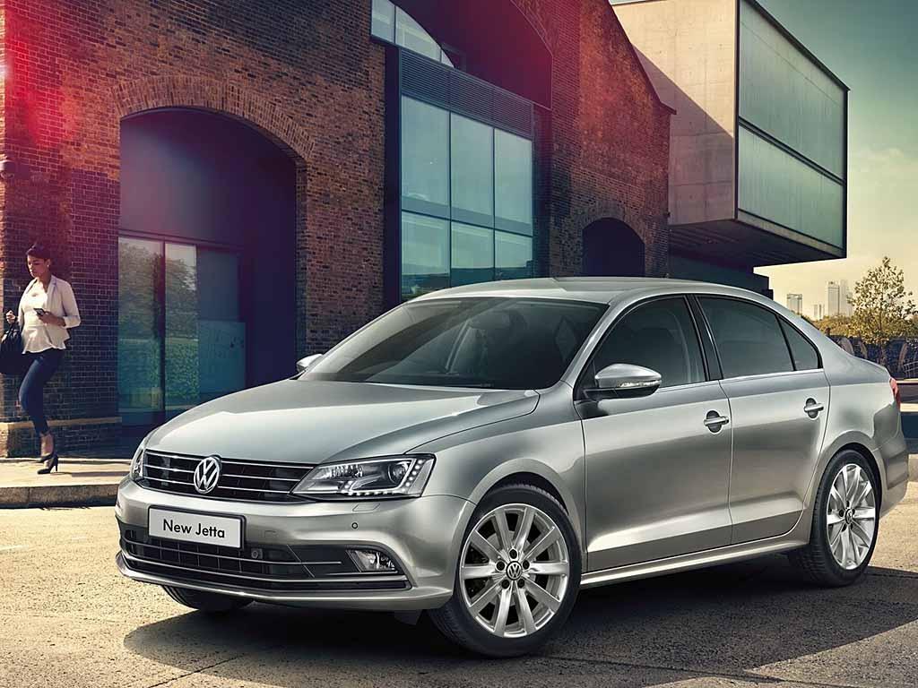 Volkswagen Jetta вышел в лидеры продаж украинского рынка