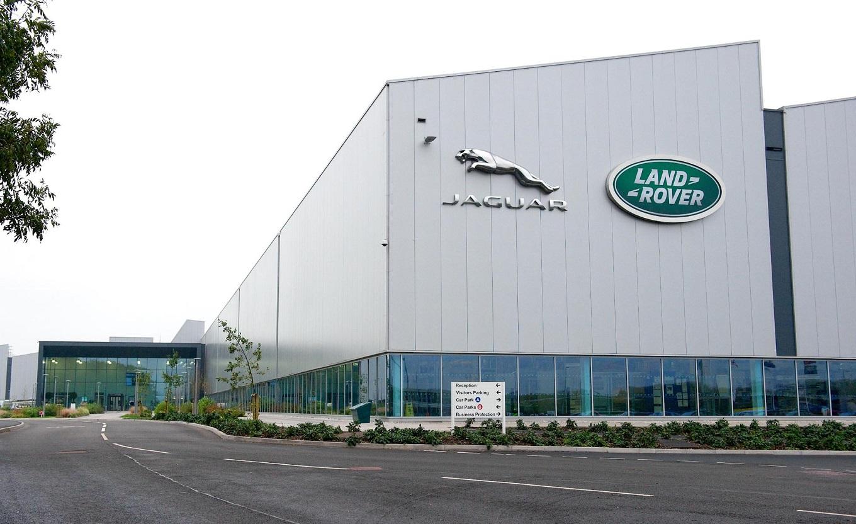 С завода Jaguar Land Rover украли двигателей на 3.5 миллиона евро