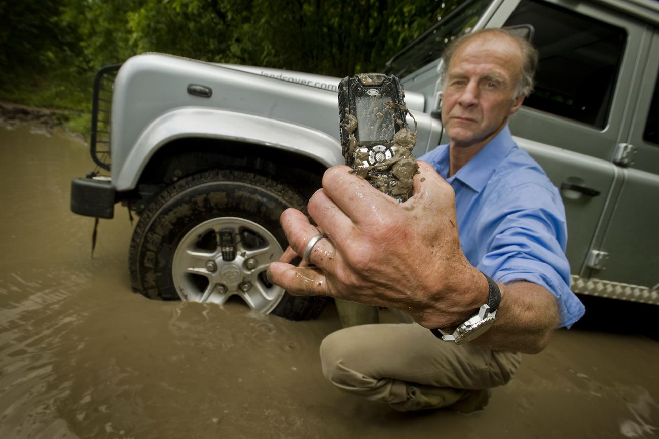 Land Rover выпустит новый смартфон