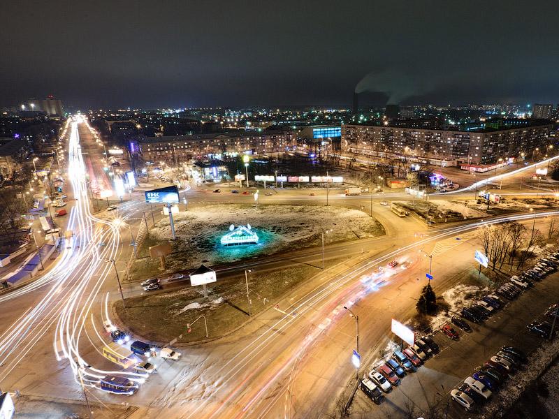 новых развязок в Киеве
