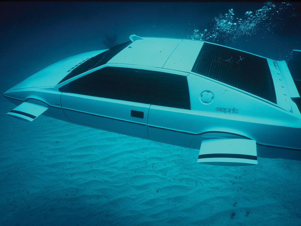 автомобиль подводная лодка видео