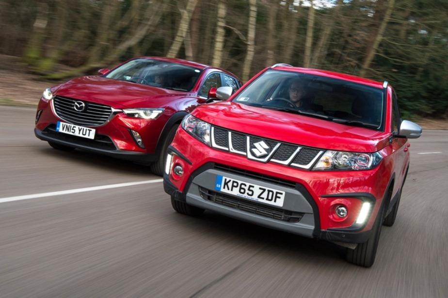 Suzuki, Mazda и Yamaha уличили в занижении показателей вредных выбросов