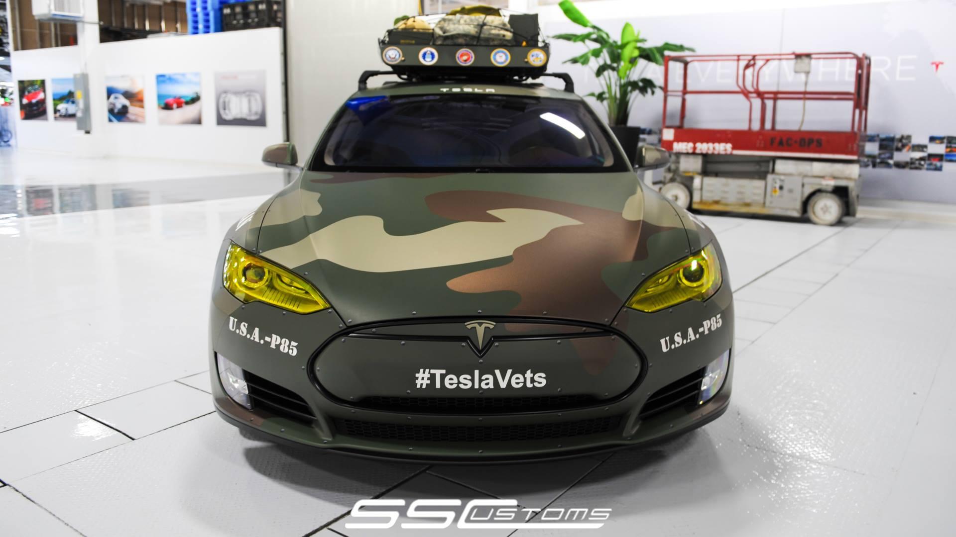 Model S Military