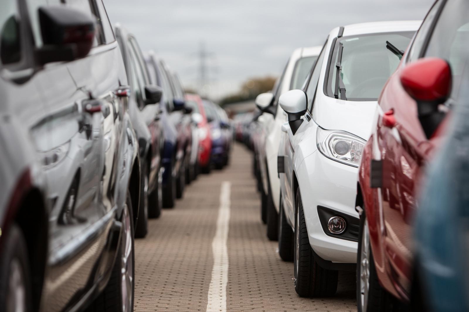 Названы самые популярные автомобильные марки на украинском рынке в сентябре