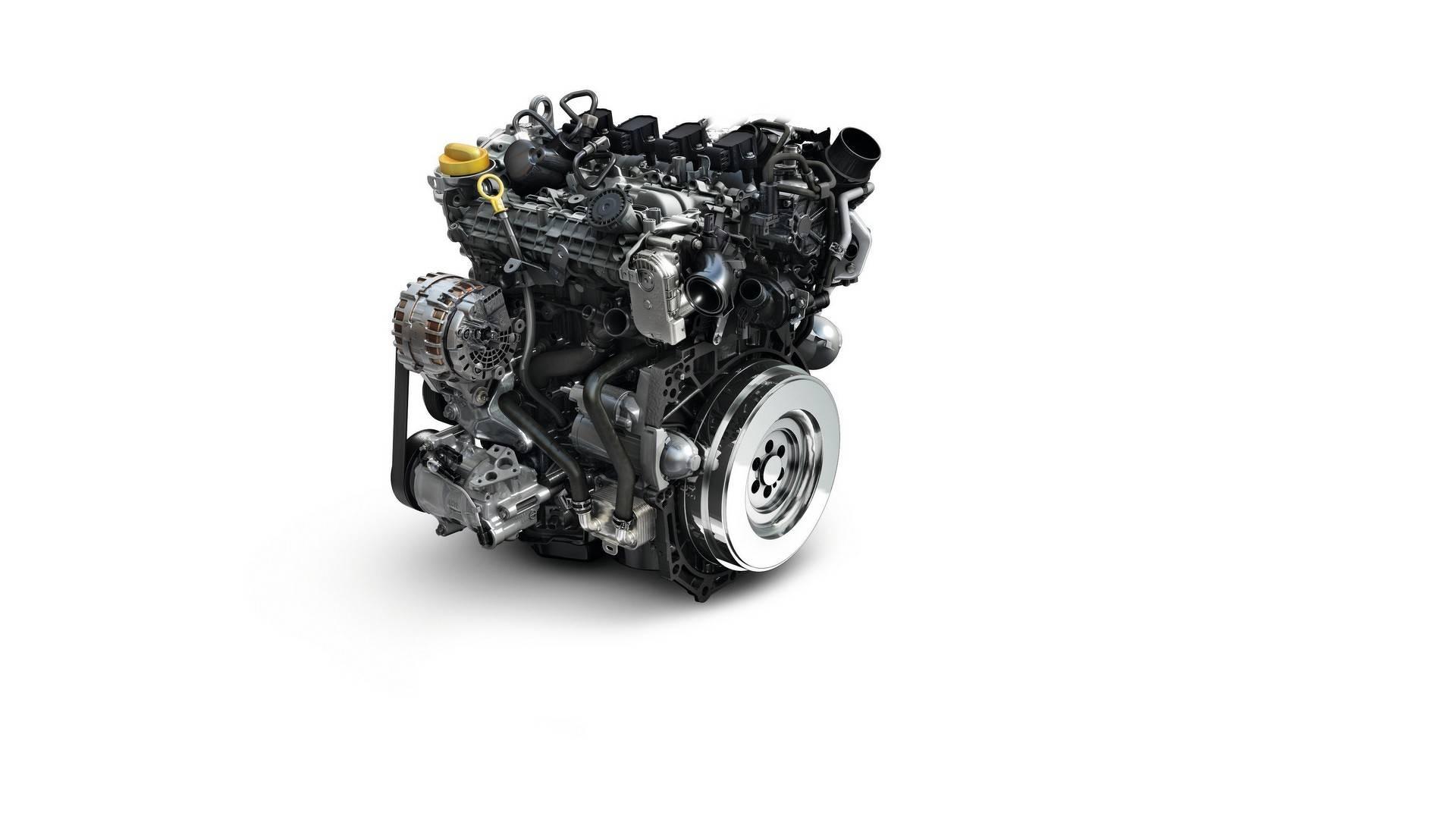 Renault-Nissan и Daimler представили новый двигатель
