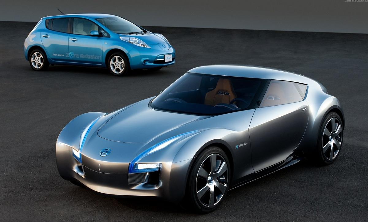 Nissan создаёт единую платформу для электрокаров и автомобилей с ДВС