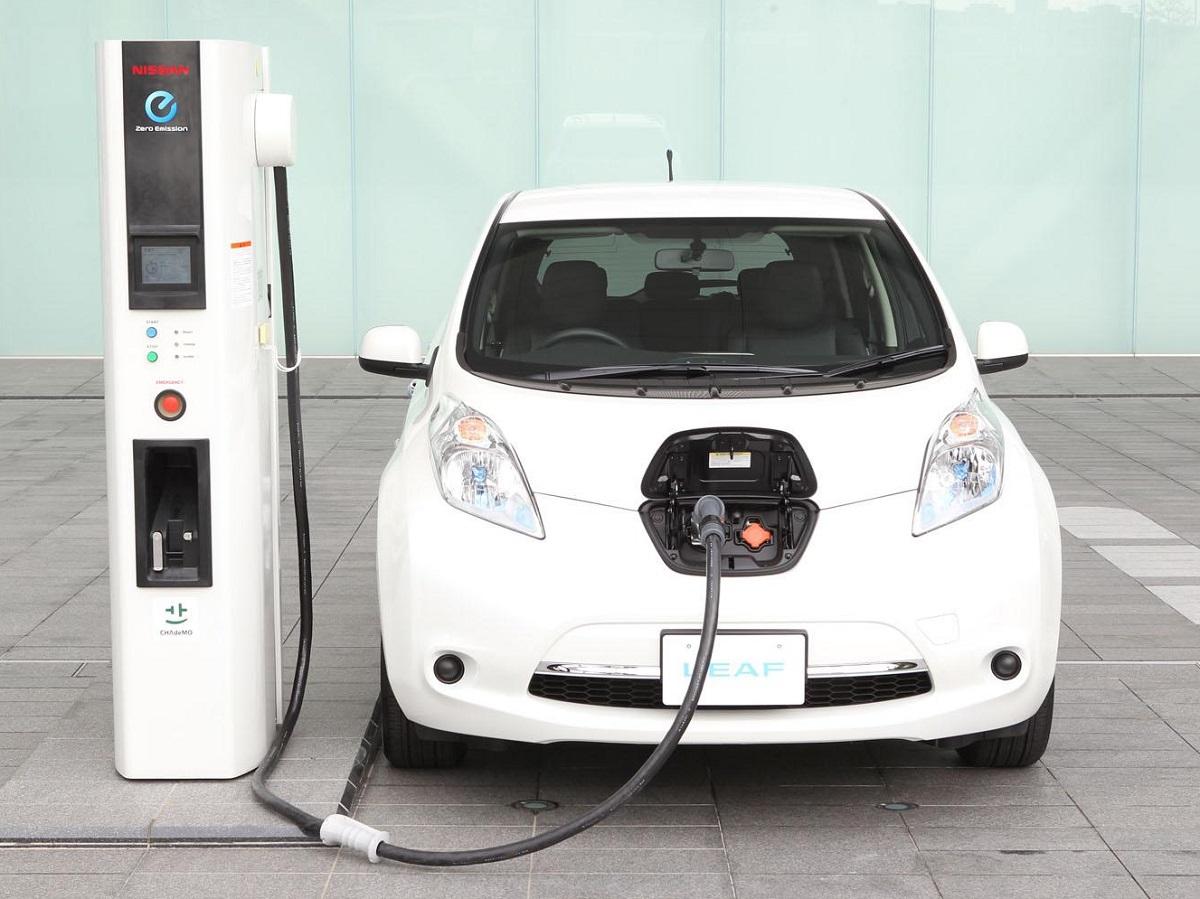 В Киеве пройдёт выставка электромобилей Plug-In Ukraine