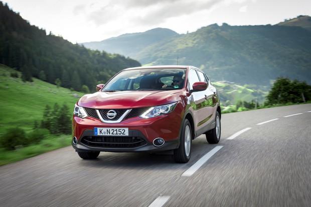 Nissan Qashqai получит автопилот начального уровня в 2017 году