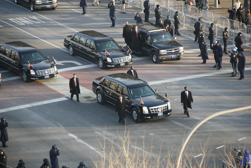 Дональд Трамп получит президентский лимузин нового поколения