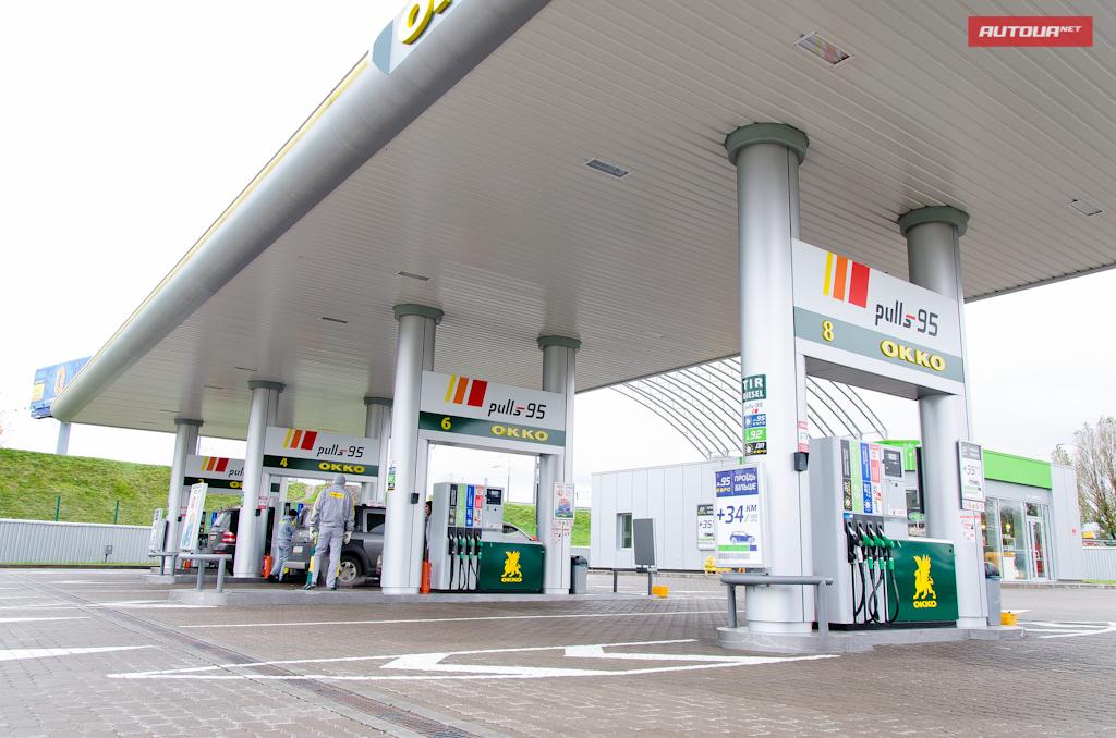 Антимонопольный комитет назвал  автозаправки, которые завышают цены