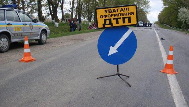 В Украине незначительно снизилась аварийность на дорогах