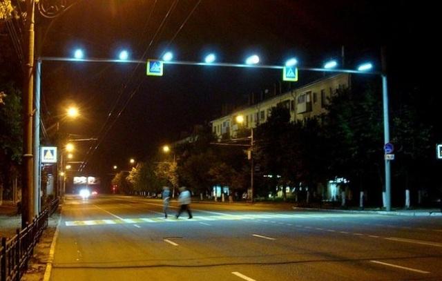 Киевские власти задумались о дополнительном освещении переходов