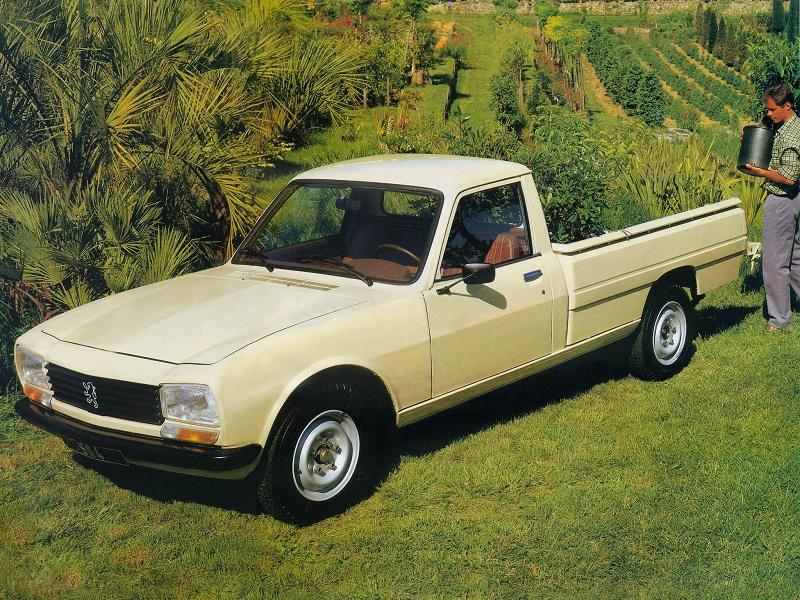 PSA Peugeot Citroen выпустит пикап