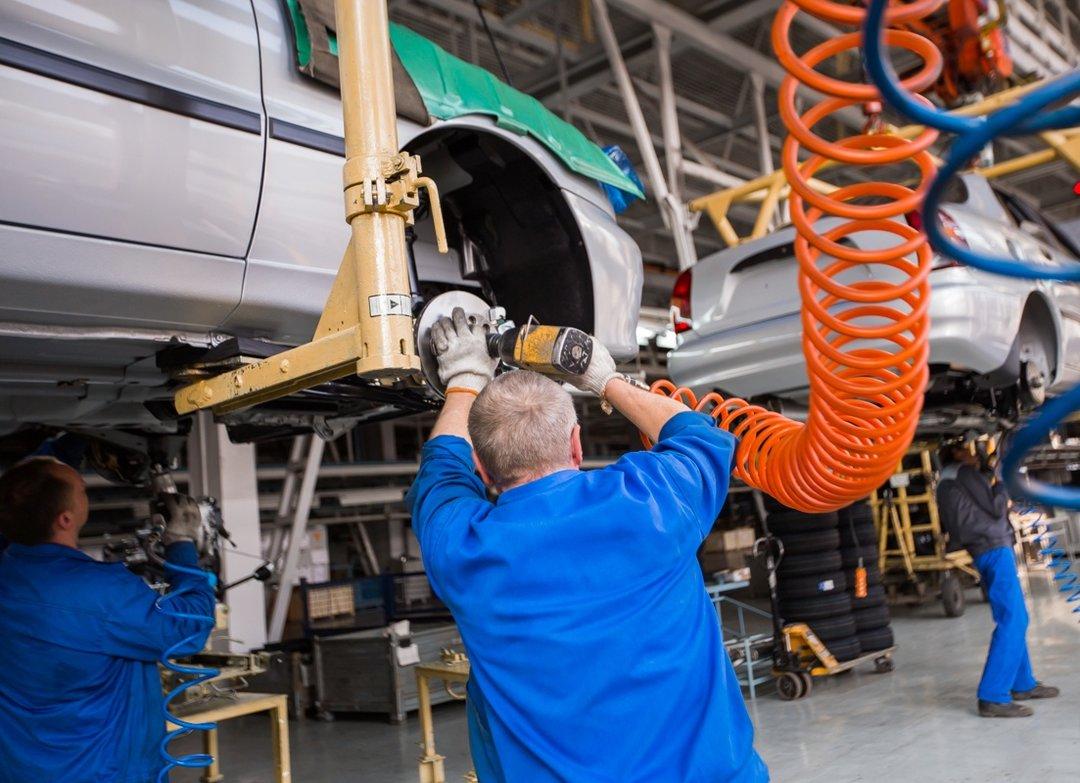 Ассоциация автопроизводителей Украины: национальный автопром работает всего на 2%