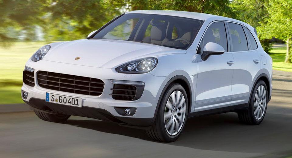 В США 1500 новых Porsche Cayenne продадут по цене подержанных