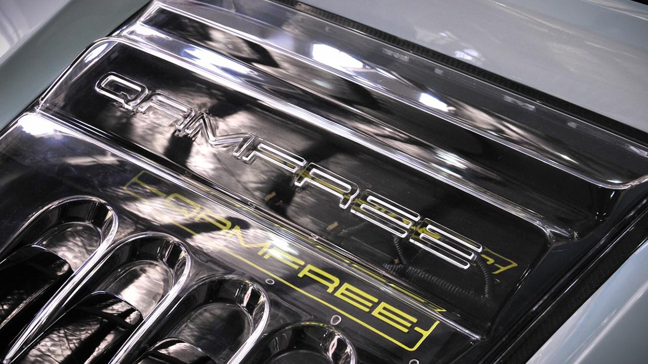 1.6-литровый двигатель Koenigsegg будет развивать 400 лошадиных сил