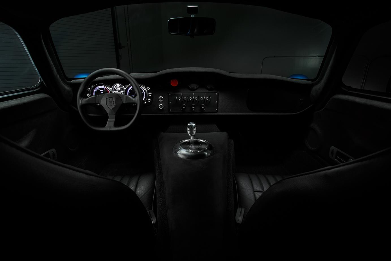 Renovo Coupe interior