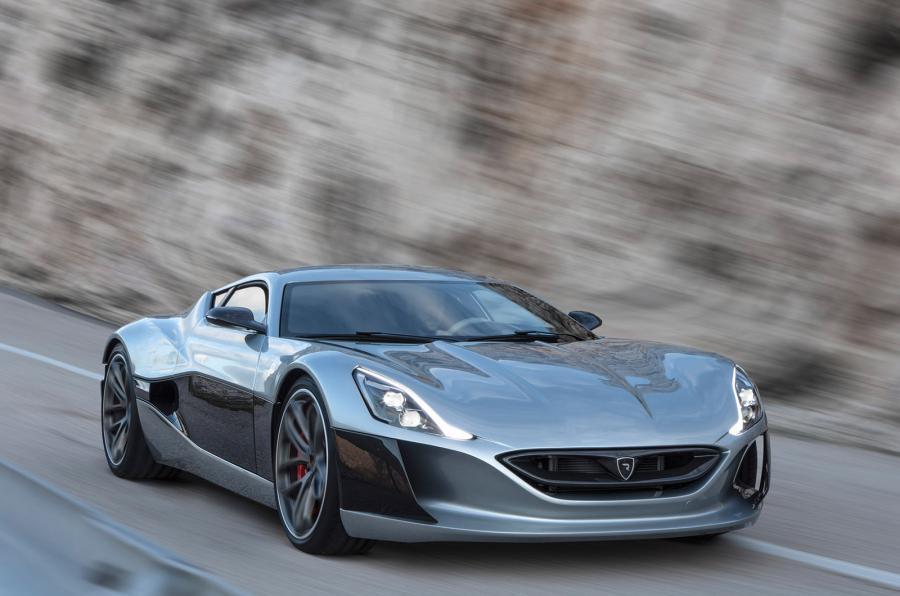 Хорватский гиперкар одолел Tesla Model S и Ferrari LaFerrari (видео)