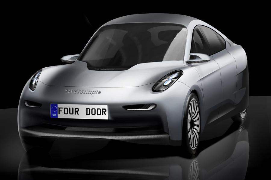 Британские разработчики водородомобиля задумали две новые модели