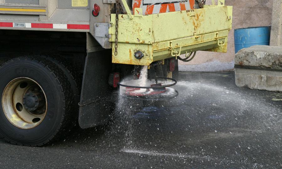 Американцы подсчитали убытки от соли и реагентов на дорогах
